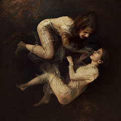 the baths (brookeshaden) Tags: motion water brooke clone murky nightgown shaden missaniela idontowna5dmkiicamwasthrilledtousenatalieswhileshewasstayingwithmethough