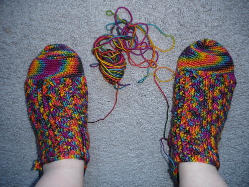 First Socks 08