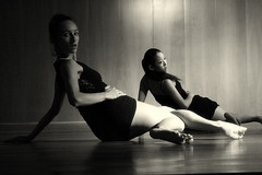East West (melancholik) Tags: anna dance bodylanguage ballerinas satoko