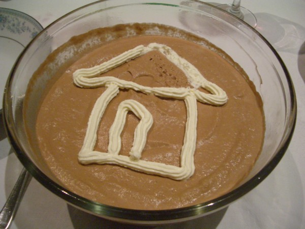 Home Sweet Home Mousse