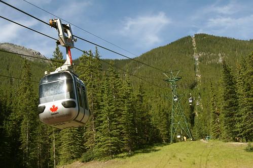 Banff en Canada