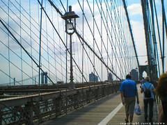 walking across - july 2007