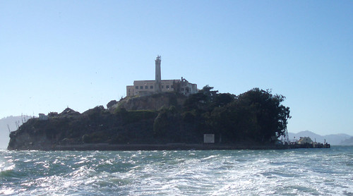 alcatraz mereltä