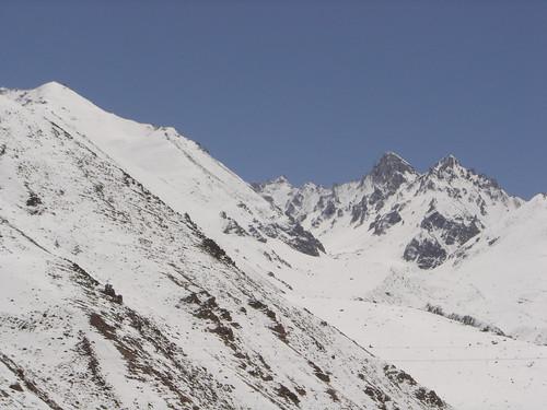 Himalayas - Paso a Nyalam