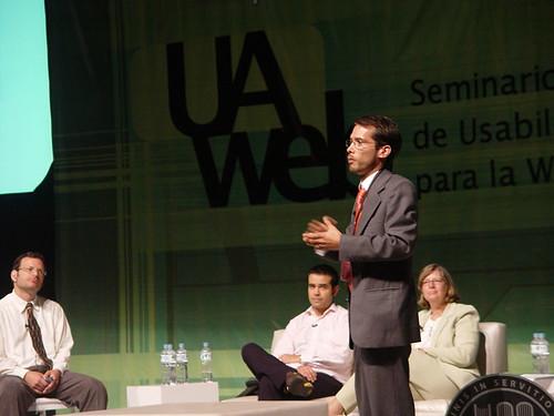 Un momento del Seminario de 2007