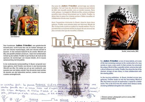 In Quest folder Verso