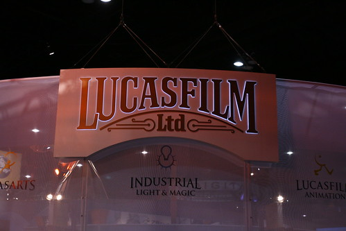Stand de LucasFilms