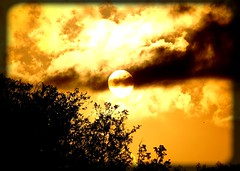 Sunrise at 1/2000 (Kirsten M Lentoft) Tags: sky cloud sunrise denmark 530 rightplacerighttime naturesfinest blueribbonwinner outstandingshots abigfave anawesomeshot superaplus aplusphoto momse2600 holidaysvacanzeurlaub hillerdgolfklub kirstenmlentoft
