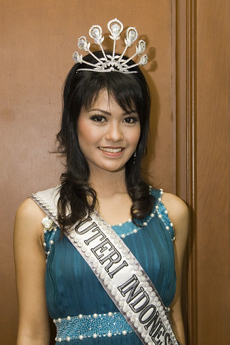 Miss Indonesia 2007