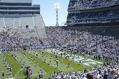 Penn State Warms Up