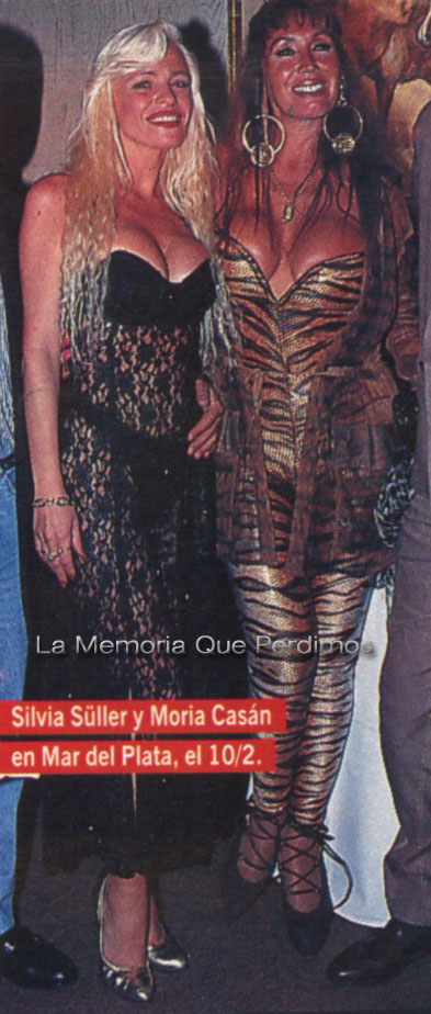 moria y silvia 1994