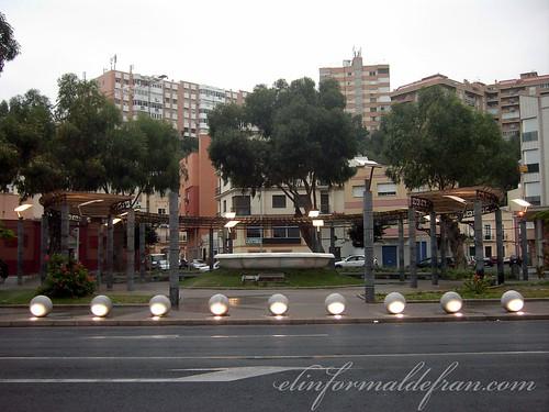 Plaza Daoiz y Velarde, Melilla