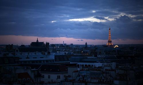 Útsýni í París