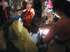 (stephanie*lau) Tags: music art montreal cello projections tyrjami stephanielau juliathomas jasabaka