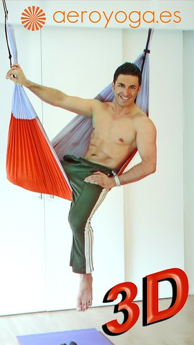 AERIAL YOGA MADRID 3D