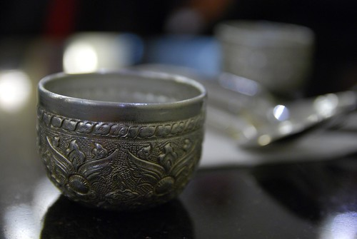 Pressed-Aluminium Cups - Ghin Khao Swanston