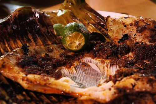 Boon Tat Street BBQ stingray, Glutton Bay