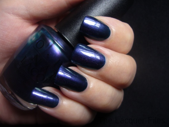 OPI Glacier Bay Blues