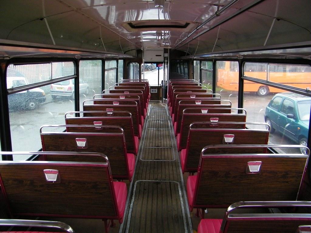 Dominant Bus - interior.