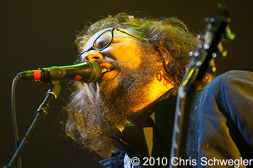 My Morning Jacket - 10-31-10 - Voodoo Festival, City Park, New Orleans, LA