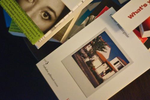 L'objet social des deux librairies : les « bons » romans (Laurence Cossé)