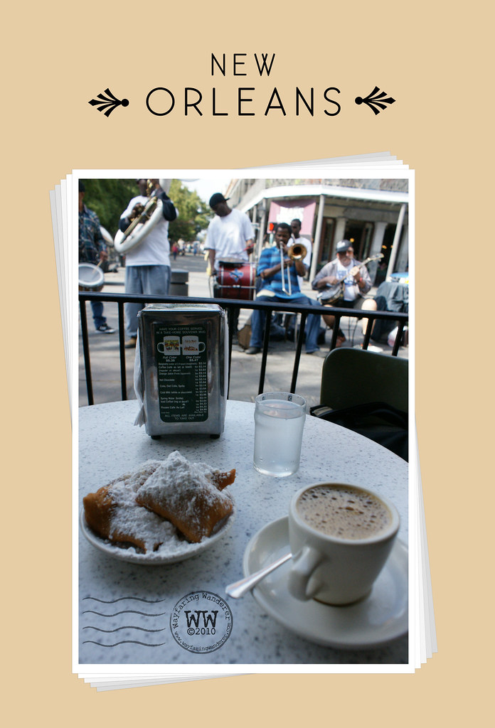 Beignets for Breakfast