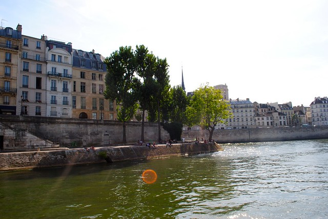 the beauty that is the seine