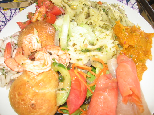 Cold Foods Plate