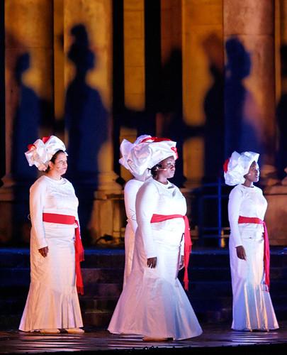 Mass Carib, Greenwich and Docklands International Festival