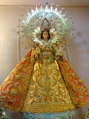 Nuestra Seora de las Estrellas (JMZ I) Tags: santa heritage beauty lady del de la shrine icons catholic maria faith mary philippines religion culture grand icon exhibit national tradition virgen mara con fatima madre grand marian valenzuela nuestra seora trono birhen santa santisima maria exhibit santsima maria mara santisima mara santsima procesin marian