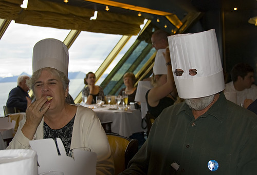 Buckethead and Breadface
