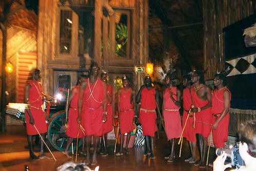 MaraB282 Masai's Dancing