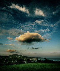 Clouds are for dreamers (s0ulsurfing) Tags: ocean uk blue light shadow sea england sky cliff cloud sunlight beach nature water beautiful weather clouds canon wow island bay coast photo amazing fantastic flickr mood skies natural bright wind britain patterns gorgeous wide fluffy atmosphere wideangle cliffs coastal photograph isleofwight getty coastline brooding fabulous tones powerful isle depth extraordinary nube candyfloss wight meteorology 2007 freshwater nephology 10mm blueribbonwinner freshwaterbay sigma1020 instantfave s0ulsurfing thecloudappreciationsociety candifloss abigfave jasonswain