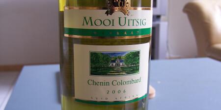 Mooi Uitsig chenin blanc 2006