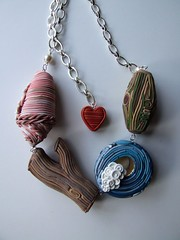 PCAGOE - July Challenge - Summer Love Necklace 2