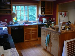 kitchen view from front entry (alist) Tags: dublin newhampshire alist dublinnh robison cassiecleverly alicerobison