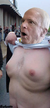 McCain Man Boobs