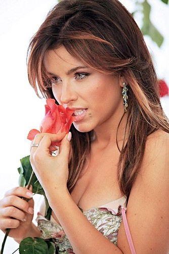 Ani Lorak, beautiful Ukrainian woman and great singer