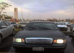 Ford - Crown Victoria - 1999  (saudi-top-cars) Tags: