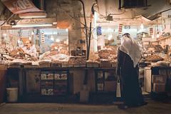 Come to my shop (RI70) Tags: street old travel night market traditional middleeast arab souk kuwait arabian dates q8 mubarakiya