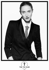 Soledad Andrade 3 (drno_manchuria (simonsaw)) Tags: fashion soleil model moda tie bowtie modelo suit corbata traje necktie camisa krawatte slips andrade pajarita suitup soledadandrade