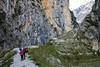 Proseguiamo la salita verso l'interno delle Gole di Fara San Martino (CH) - Majella - Abruzzo - Italy
