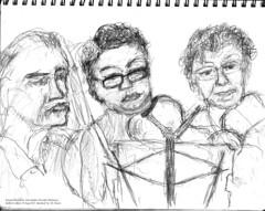 ArmandDorothySara @ IndiGo Gallery 15Aug2010 (Michael Fuerst) Tags: dorothy sara indigo aug armand 2010 sasaki martirano