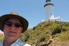 Selfie (Piedmont Fossil) Tags: lighthouse mike australia capebyron