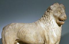 British Museum, Marble Lion (AnthonyR2010) Tags: sculpture london museum turkey greek tomb lion mausoleum bloomsbury marble britishmuseum halicarnassus