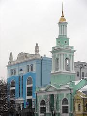 Храм вмц.Екатерины (на Куреневке)