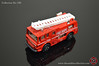 No. 133 | PLAYART | Fire Tender Truck (www.diecastfirecollection.com) Tags: diecast playart