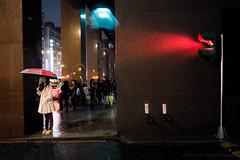 Taipei 台北 (- yt -) Tags: street travel rain night umbrella taiwan streetphotography taipei 台北 台湾 xseries otherkeywords fujifilmxe1 fujifilmxseries fujifilmx100t