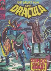 Die Gruft von Graf Dracula 16 (micky the pixel) Tags: friedhof graveyard comics comic vampire zombie dracula horror marvel heft vampir genecolan tombofdracula klausrechtverlag diegruftvongrafdracula