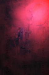 demencia lunar (Mauricio Silerio) Tags: moon water pool night swimming photomanipulation airplane photography noche underwater airplanes piscina luna fotografia globos nuit globes notte harlequin piscine arlequin luin aerostatico submarina subacuatica fotomanipulacion eauacqua